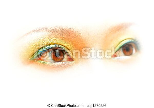 Makeup Eye - csp1270526