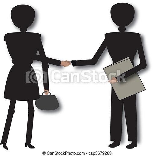 making deal - csp5679263