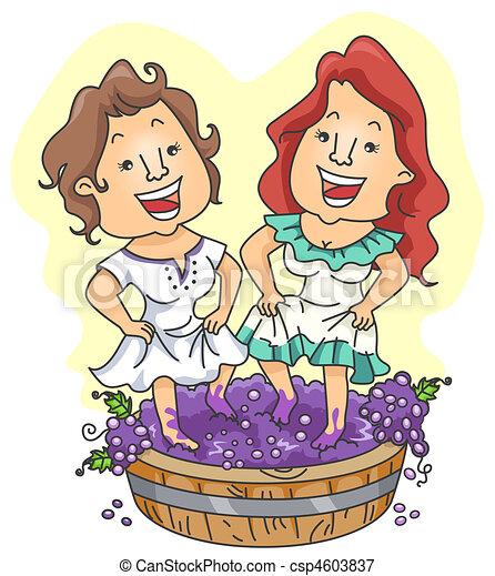 Making Wine - csp4603837