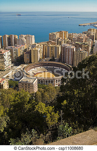 Malaga #1 - csp11008680