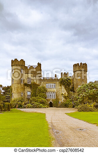 Malahide Castle - csp27608542