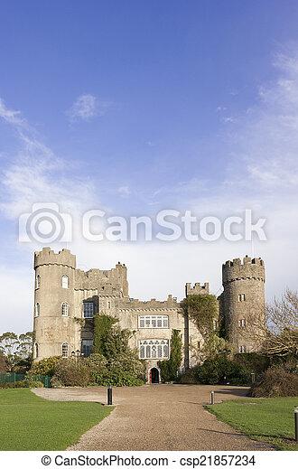 Malahide Castle - csp21857234