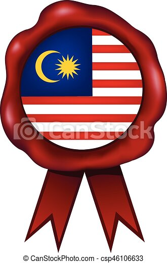 malaysia wax seal malaysian wax seal vectors search clip art rh canstockphoto com seal victoria secret sell vector images