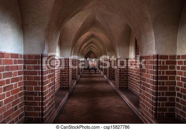 malbork, kasteel - csp15827786