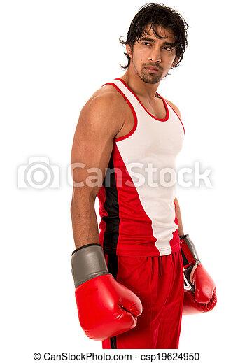 Male Boxer - csp19624950