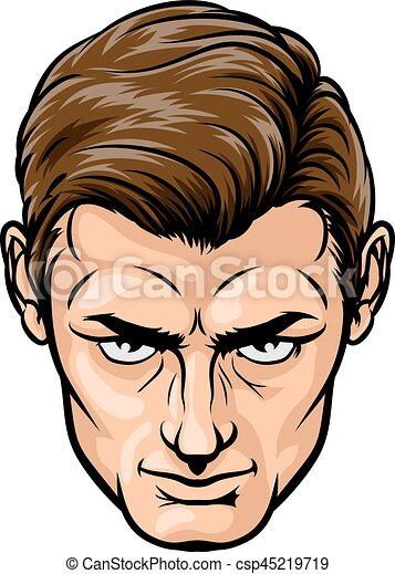 male handsome face a serious looking handsome mans face in a rh canstockphoto com face vector png face vector free download
