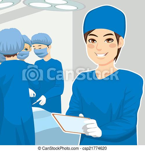 sugical nurse