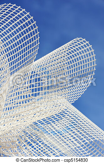 Detalle de mesh de fibra de vidrio - csp5154830