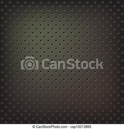 La textura de la malla metálica - csp10213865