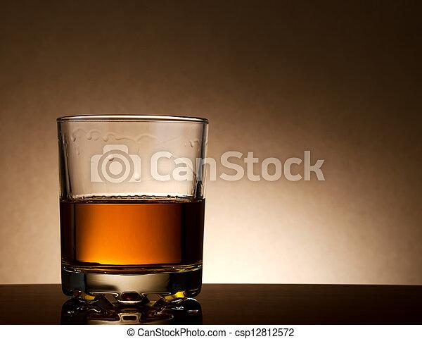 Malt whisky - csp12812572