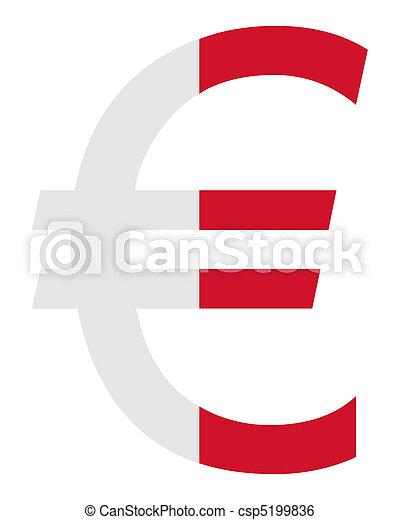 Maltese Euro - csp5199836
