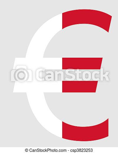 Maltese Euro - csp3823253