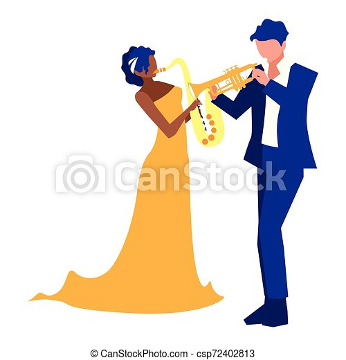 Female Jazz Singer Royalty Free Cliparts, Vectors, And Stock Illustration.  Image 36226910.