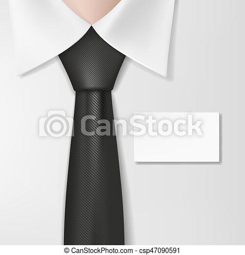 Man in a shirt - csp47090591
