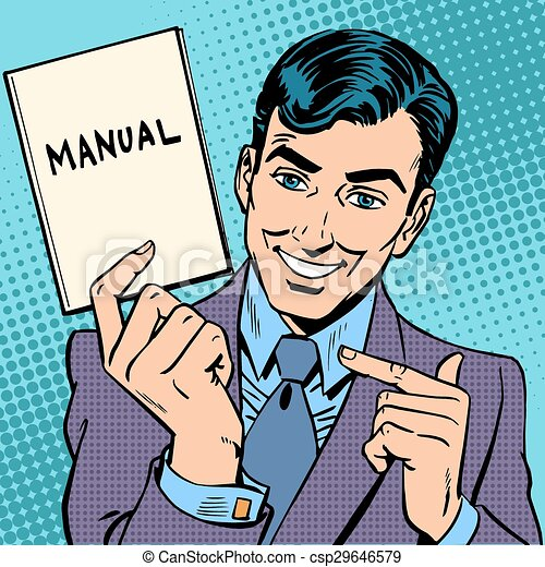 man manual - csp29646579
