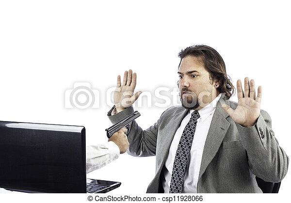 man-on-computer-with-gun-stock-image_csp
