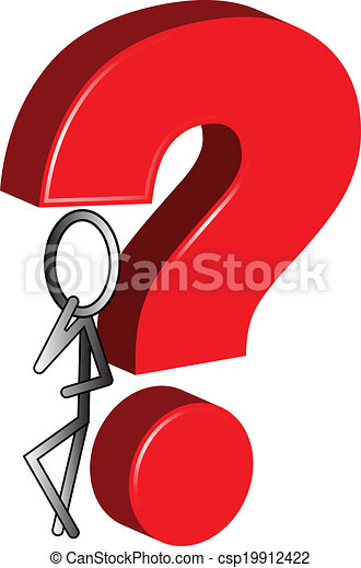 MAN QUESTION - csp19912422