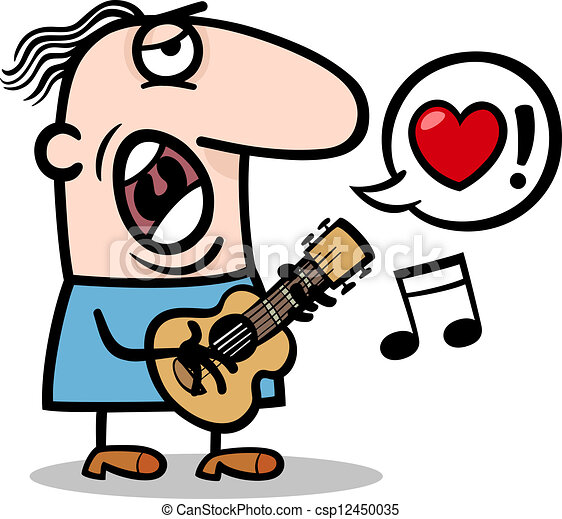 love song illustrations and clip art 2 713 love song royalty free rh canstockphoto com