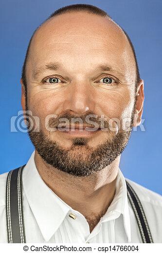 man with beard - csp14766004