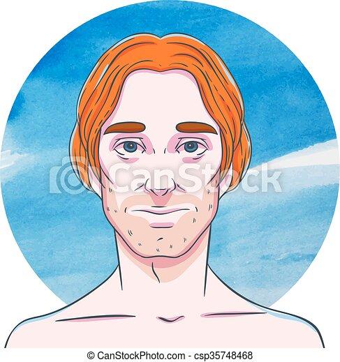 Ginger People Stock Illustrations – 1,547 Ginger People Stock  Illustrations, Vectors & Clipart - Dreamstime