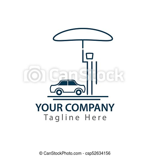 Man With Umbrella Protecting His Car From Hurricane Concept Of Car Insurance