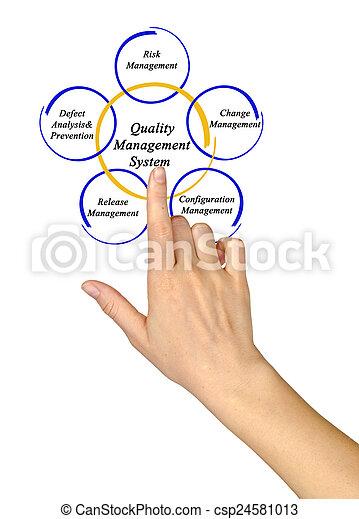 management, kvalita, systém - csp24581013