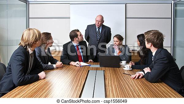 Management Meeting - csp1556049