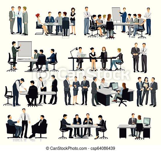 Manager Gruppen - csp64086439