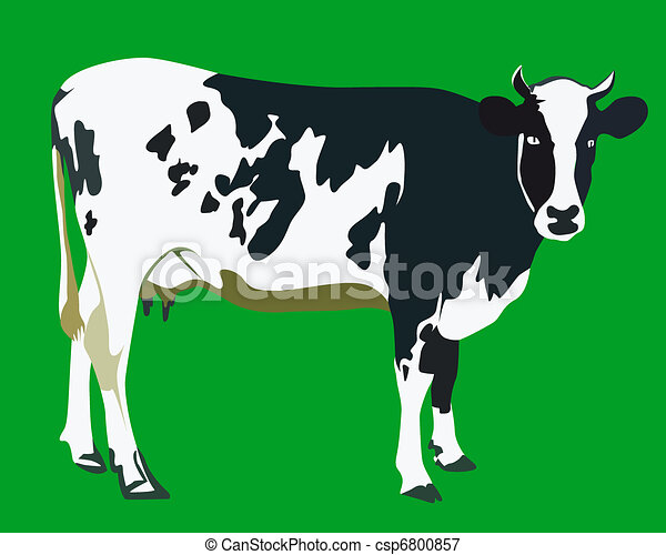Vaca manchada - csp6800857