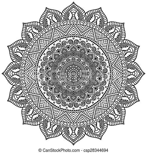 Mandala - csp28344694
