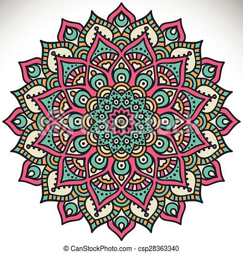 Mandala - csp28363340