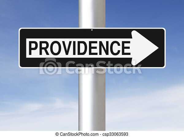 Por aquí a la providencia - csp33063593