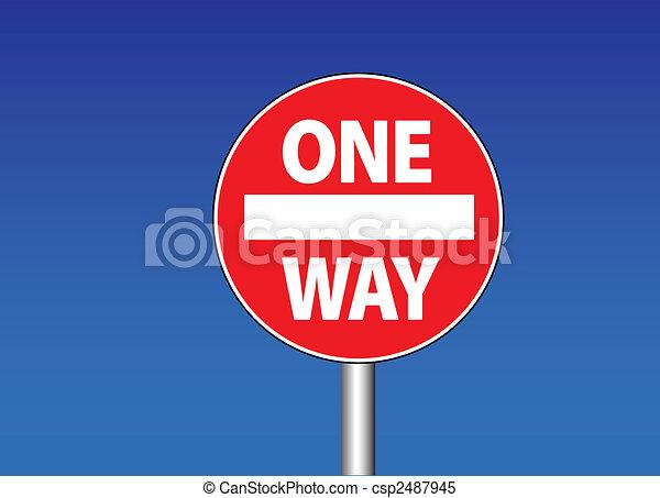 De una manera - csp2487945