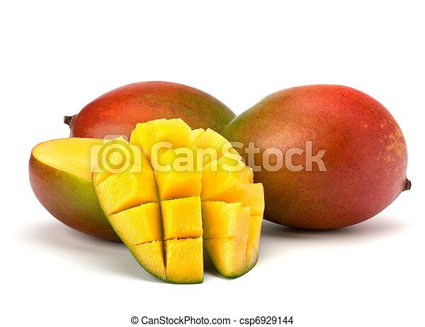 Mango fruit - csp6929144