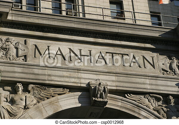 Manhattan - csp0012968