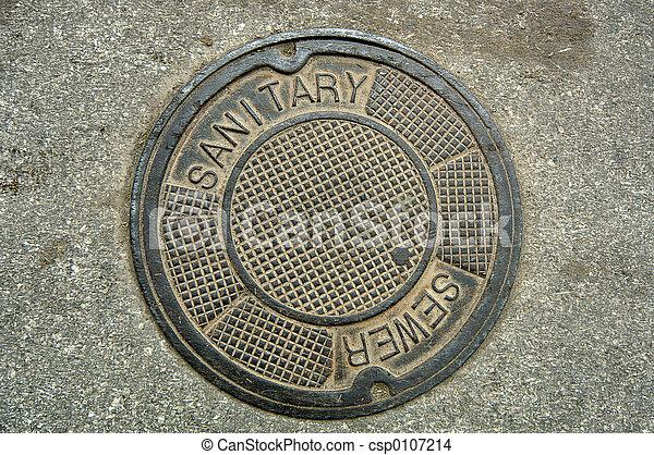 Manhole Cover - csp0107214