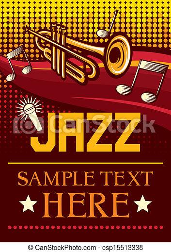 manifesto, jazz - csp15513338