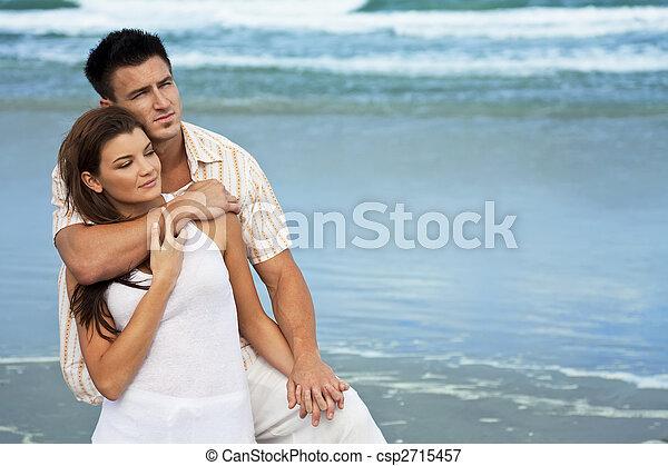 Mann frau umarmt Das Unglaubliche,