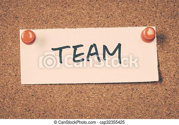 Team - csp32355425