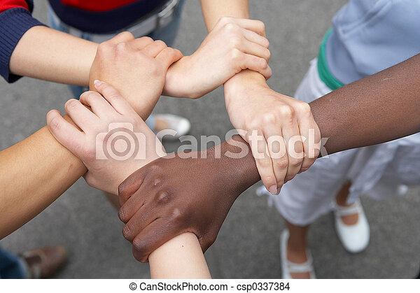 manos - csp0337384