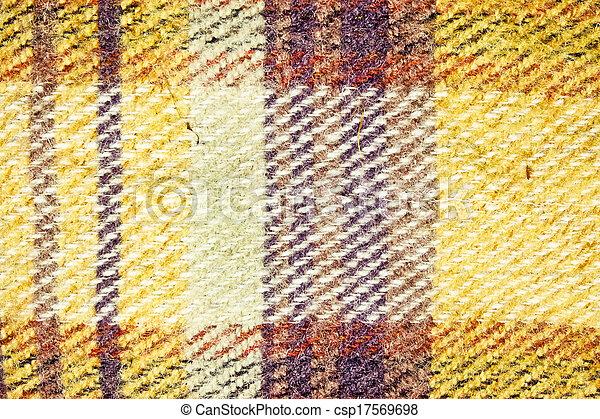 Manta de lana - csp17569698