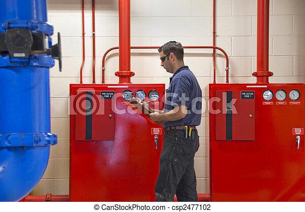 Contratista de mantenimiento - csp2477102
