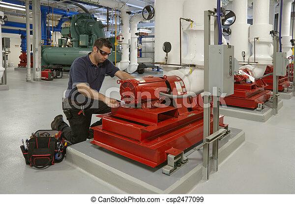 Contratista de mantenimiento - csp2477099