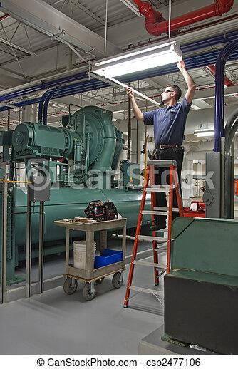 Contratista de mantenimiento - csp2477106
