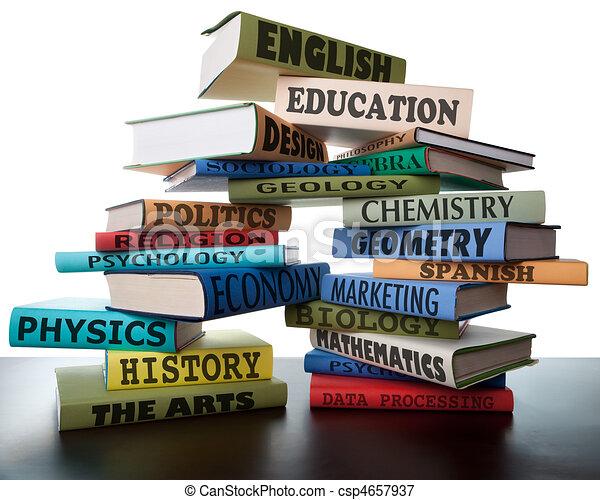 manuels, pile - csp4657937
