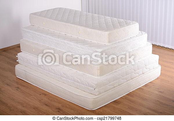 Many mattresses - csp21799748