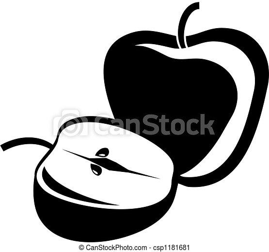 manzanas - csp1181681
