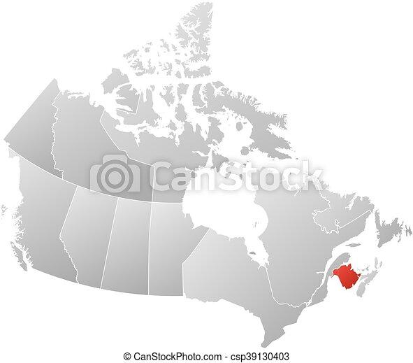 Map Of Canada New Brunswick.Map Canada New Brunswick Map Of Canada With The Provinces