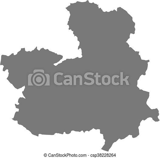 Map castilela mancha spain Map of castilela mancha a clip