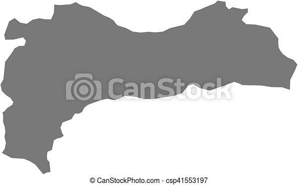 Map erzincan turkey Map of erzincan a province of eps